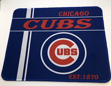 Chicago Cubs Mouse Pad 11.5 X 10 In.