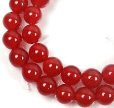"6mm AA Carnelian Agate Round Beads 14.5"""