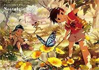 NOEYEBROW First Art Book Nostalgic Boy | Illustration Artworks Shota Japan New