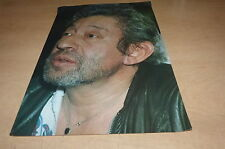 SERGE GAINSBOURG - PHOTO DE PRESSE ORIGINALE!!!!!!2!!!!