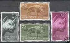 SAHARA edifil # 142-145 ** fauna / animals