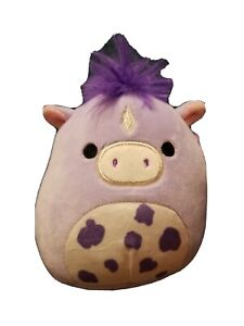 """Perfect 5"""" Purple Horse Meadow Squishmallow plush NWT by Kellytoy Collect us all"""