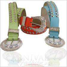 Unbranded Faux Leather Belts for Women