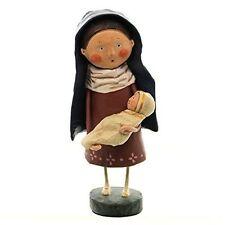 LORI MITCHELL ~ Mary With Baby Jesus ~ Nativity  Figure ~ Free Shipping