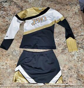 Activstars Uniform Youth Child Large Cheerleading PRO Team Activestars Cheer