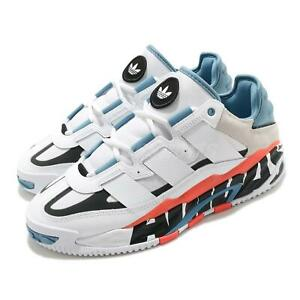 adidas Originals Niteball White Solar Red Hazy Blue Men Lifestyle Shoes FX7644