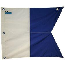 Large Nylon Alpha Flag, Slip on Style, 42x52