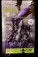 Kaiyodo XEBEC Purple EVA 01 Prototype Neon Genesis Evangelion Clear Figure