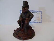 Tom Clark + O'Brian + Cairn Gnome # 1084 Coa