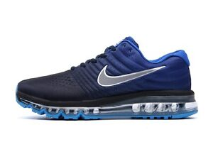 Nike Air Max 2017 Blue Sneakers for Men for Sale   Authenticity ...