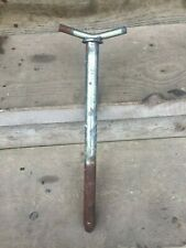 Left Over Woods Backhoe Extra Long Hitch Pin15 14 With1 Diameter