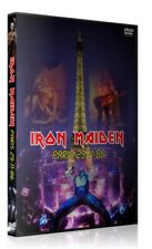 Iron Maiden - Live in Paris 1986 Pro-Shot DVD
