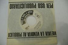 "ITALO GILARDETTIQUANDO MORIRO'-disco 45 giri JOLLY 1964"" BEAT Italy"