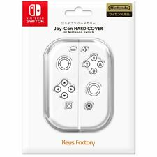 Joy-Con HARD COVER for Nintendo Switch Clear NJH-001-2 Keys Factory japan