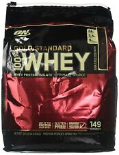 Optimum Nutrition 100% Gold Standard WHEY PROTEIN Powder 10 lbs PICK FLAVOR