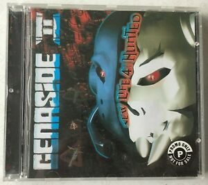 New Life 4 the Hunted by Genaside II (1996, CD album, 13 tracks) V Good: Promo