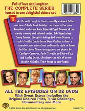 Full House Complete Series Collection DVD Set ALL Season 1-8 Episode TV Show Box