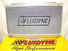 FLUIDYNE 38MM ALUMINUM RADIATOR 94-97 ACCORD W/ FAN
