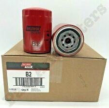 Baldwin B2 Engine Oil Filter (Pack of 6)