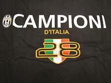 Maglietta t-shirt originale original italian football Juventus Italy Champion XL