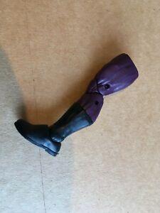 MARVEL LEGENDS SUPER SKRULL Build-A-Figure (BAF): LEFT LEG (from Dr Doom)