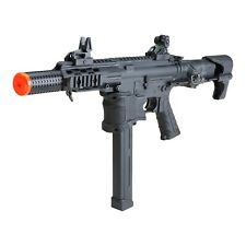 Bulldog Falcon Z QD AEG Airsoft Gun Electric Rifle - 270 Rounds Mag - Metal