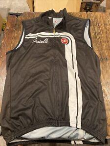 Castelli Wind Vest Men's L