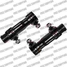 Front Steering Tie Rod Sleeve Set For Dodge Ram 1500/2500/3500/Ford F-250/F-350