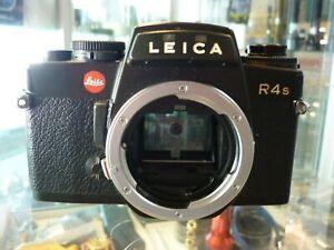 LEICA LEITZ R4S 35mm FILM CAMERA / BODY ONLY - AU STOCK !