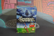 XENOBLADE CHRONICLES LIMITED EDITION COLECCIONISTA WII WIIU COMBINED SHIPPING