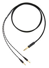 """Corpse Cable GraveDigger for HiFiMAN, Oppo, HD 700, AudioQuest - 1/4"""" Plug - 6'"""