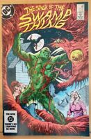 The SAGA of the SWAMP THING #26 (1984 DC Comics) ~ FN Book