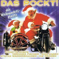 Das Rockt! - Die Weihnachtsplatte - CD NEU -  Udo Lindenberg Annette Humpe