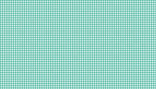 Gingham TURQUOISE - WHITE cotton fabric Makower 55 cm x 50 cm larger available