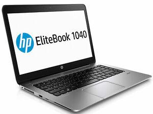 Laptop HP EliteBook Folio 1040 G3 i7-6600U 2.6GHz 8GB / M.2 256GB SSD FHD Laptop