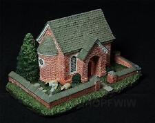 Vintage Hawthorne Architectural Register Eastbrook Church Village House Retired