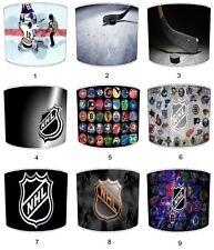 Glace Hockey Abat-Jour, Idéal Pour Assorti NHL sur Mural Décalques & Stickers