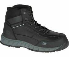 Mens Caterpillar Streamline Composite Toe / Midsole Safety Work BootS Size UK 8
