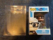 "500 FUNKO POP!  4"" VINYL BOX PROTECTORS +15 6"" inch NEW!  CRYSTAL CLEAR CASES"
