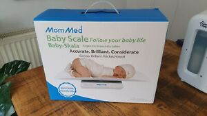 MomMed Digital Baby Scale - Hardly Used - For Newborn Or Pet Weight Monitoring