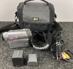 Panasonic PV-GS31 MiniDV Camcorder Only (N0 Charger)