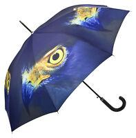 Regenschirm Automatik UV-Schutz blau Herren Damen Stockschirm Freiheit Adler
