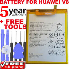 Replacement Battery For HuaWei Honor V8 HB376787ECW Authentic Battery 3500mAh