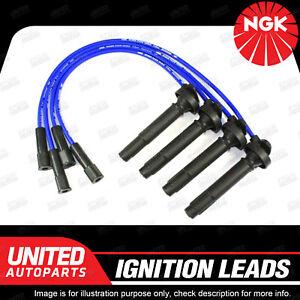 NGK Ignition Lead Set for Subaru Forester SG Impreza GC8 GF8 GDA GGA GD9