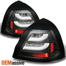 Fits Black 04-08 Pontiac Grand Prix Philips LumiLEDs LED Perform Tail Lights Set