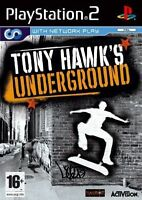 Tony Hawk's Underground (PS2) - Game  GQVG Fast Delivery