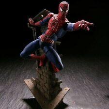 SCI-FI Revoltech No.039 Spider-Man PVC Action Figure New In Box