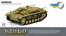 2x DRAGON ARMOR 1/72 GERMAN STUG III's Ausf.F EASTERN FRONT 1942 #60536 + #60535