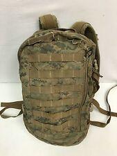 USMC Marine ILBE MARPAT 3 Day Assault Pack MOLLE GEN II - Poor Condition