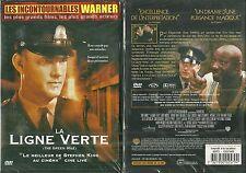 DVD- LA LIGNE VERTE avec TOM HANKS d' après STEPHEN KING NEUF EMBALLE NEW SEALED